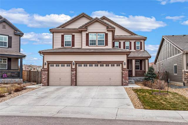 12692 Fisher Drive, Englewood, CO 80112 (MLS #2177647) :: 8z Real Estate