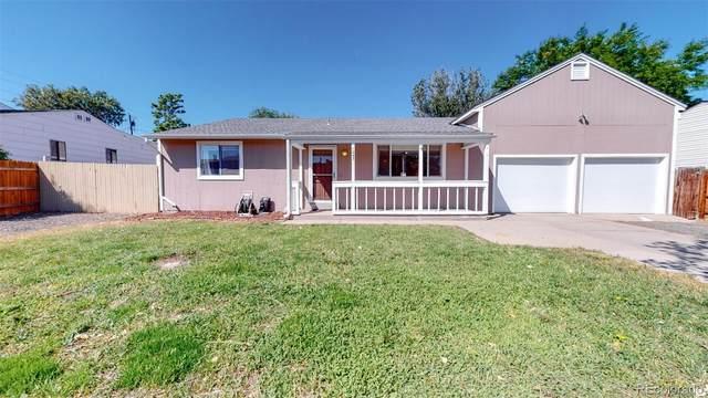 1043 Quaker Street, Golden, CO 80401 (MLS #2177666) :: 8z Real Estate
