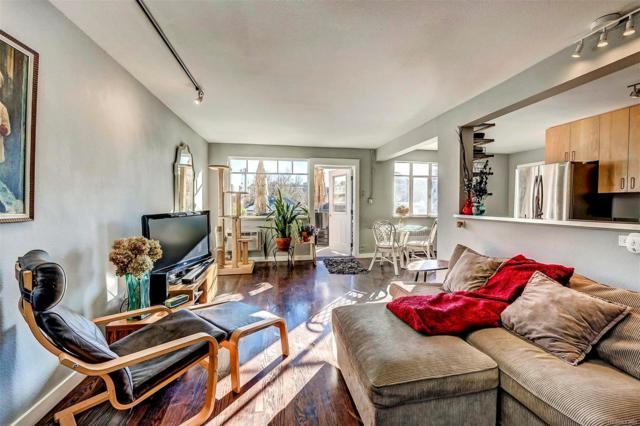 500 E 11th Avenue #404, Denver, CO 80203 (#2177919) :: The Heyl Group at Keller Williams