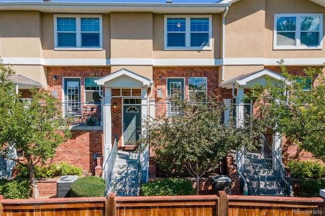 339 Quebec Street #2, Denver, CO 80220 (#2177963) :: Wisdom Real Estate