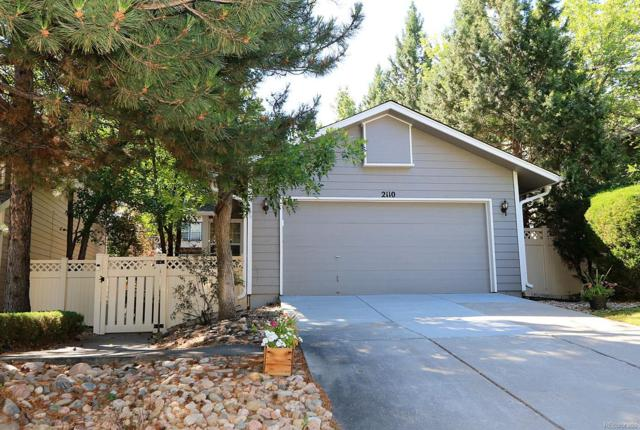 2110 E Phillips Place, Centennial, CO 80122 (MLS #2178097) :: 8z Real Estate