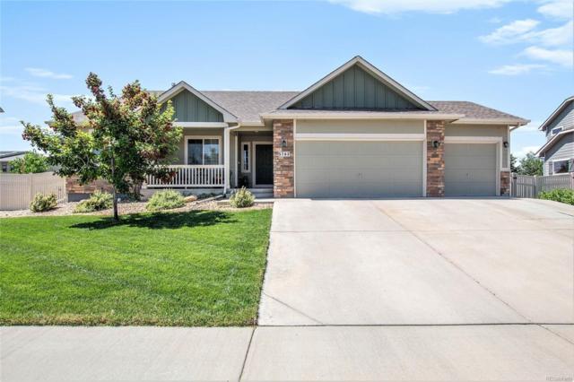 5762 Mt Shadows Boulevard, Firestone, CO 80504 (MLS #2178384) :: 8z Real Estate
