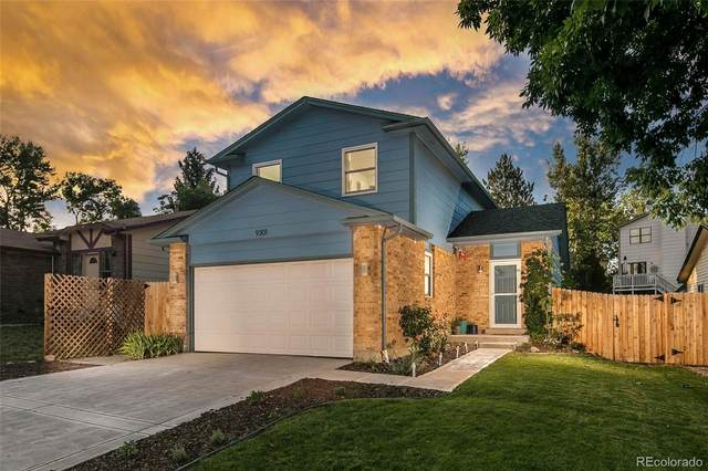 9301 W 104th Place, Westminster, CO 80021 (#2178563) :: The DeGrood Team