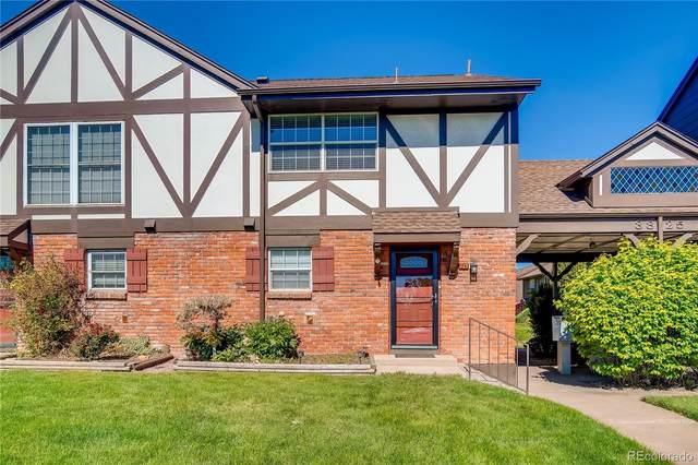 3825 S Monaco Parkway #115, Denver, CO 80237 (#2178929) :: Wisdom Real Estate