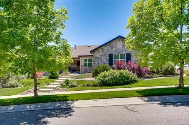 2361 S Miller Court, Lakewood, CO 80227 (#2179656) :: My Home Team