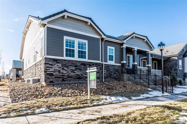 6475 Village Lane, Centennial, CO 80111 (#2179842) :: The Peak Properties Group