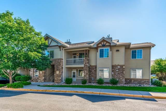 10463 W Hampden Avenue #204, Lakewood, CO 80227 (#2180630) :: The HomeSmiths Team - Keller Williams