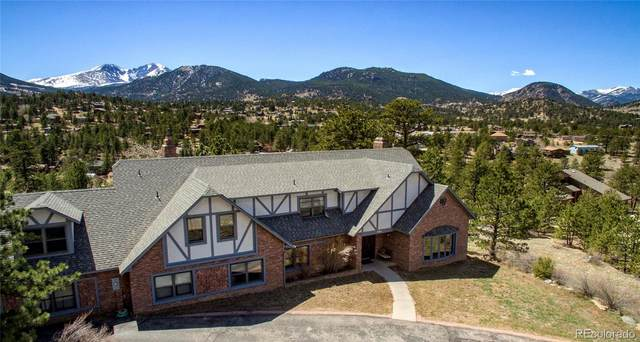 2165 Governors Lane, Estes Park, CO 80517 (#2180699) :: The Harling Team @ Homesmart Realty Group