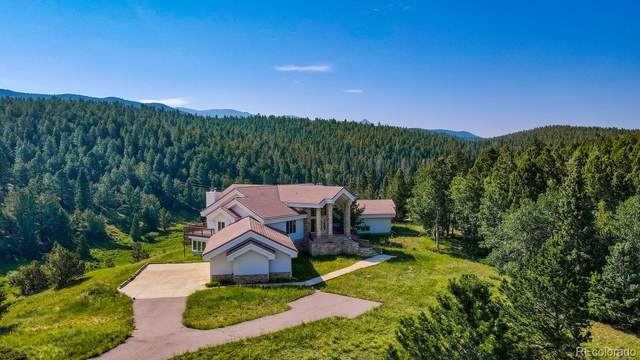 4755 Elk Valley Road, Divide, CO 80814 (#2180837) :: The HomeSmiths Team - Keller Williams