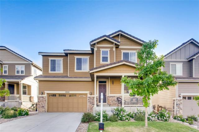 10740 Worthington Circle, Parker, CO 80134 (#2181703) :: The City and Mountains Group