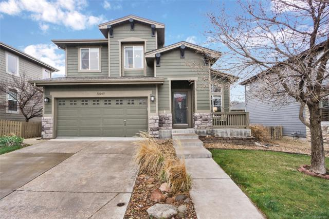 5547 Fullerton Circle, Highlands Ranch, CO 80130 (#2182241) :: The Healey Group