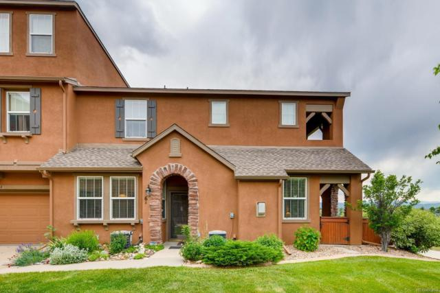 10525 Ashfield Street 6A, Highlands Ranch, CO 80126 (#2182496) :: The HomeSmiths Team - Keller Williams