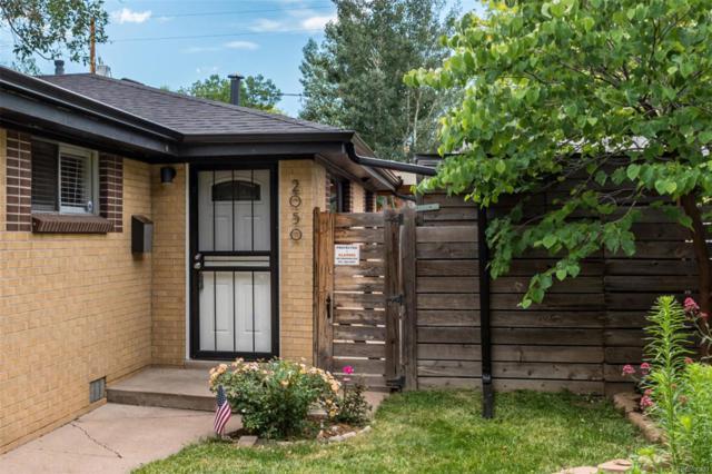 2050 S Grant Street, Denver, CO 80210 (MLS #2182972) :: 8z Real Estate