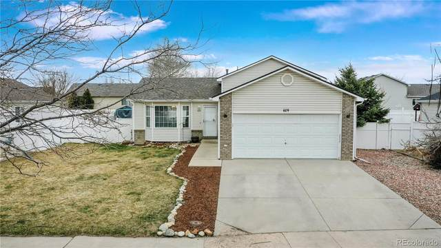 609 N 29th Avenue, Greeley, CO 80631 (MLS #2183153) :: Keller Williams Realty