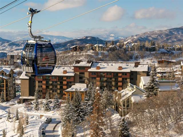 2420 Ski Trail Lane #410, Steamboat Springs, CO 80487 (#2183623) :: Briggs American Properties