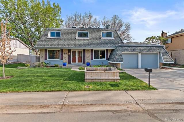 8894 W Harvard Drive, Lakewood, CO 80227 (#2184436) :: Bring Home Denver with Keller Williams Downtown Realty LLC