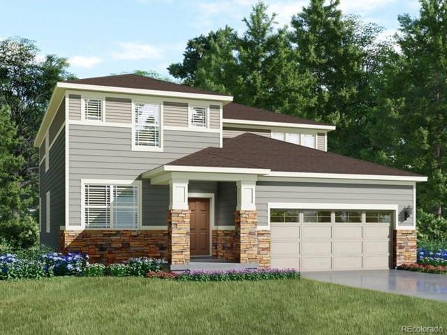 17442 Bluetrail Avenue, Parker, CO 80134 (#2184565) :: The HomeSmiths Team - Keller Williams