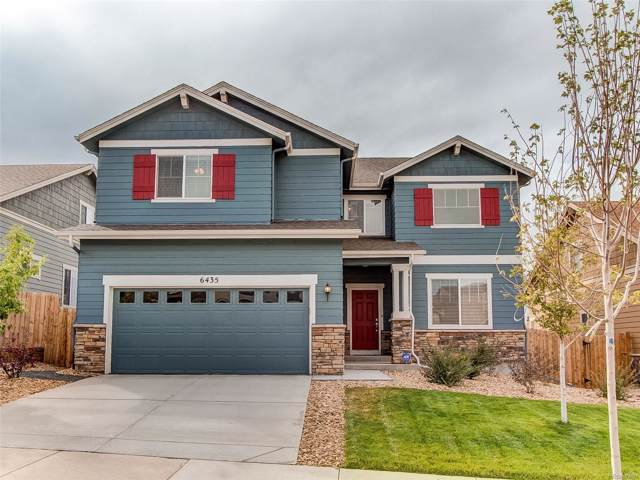 6435 S Harvest Street, Aurora, CO 80016 (MLS #2184678) :: 8z Real Estate