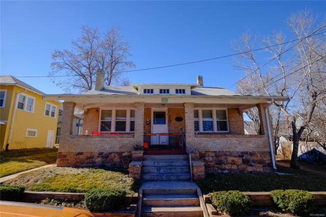975 University Avenue, Boulder, CO 80302 (#2185087) :: House Hunters Colorado