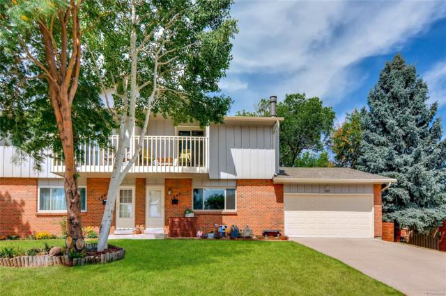 1045 S Alkire Street, Lakewood, CO 80228 (#2185143) :: Colorado Home Finder Realty