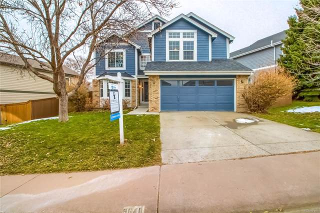 9640 Hemlock Court, Highlands Ranch, CO 80130 (MLS #2185168) :: The Sam Biller Home Team