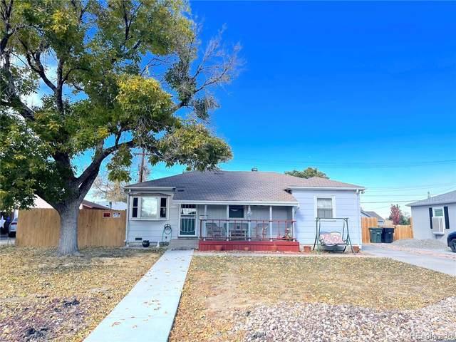 2171 Hoyt Drive, Thornton, CO 80229 (MLS #2185955) :: Wheelhouse Realty
