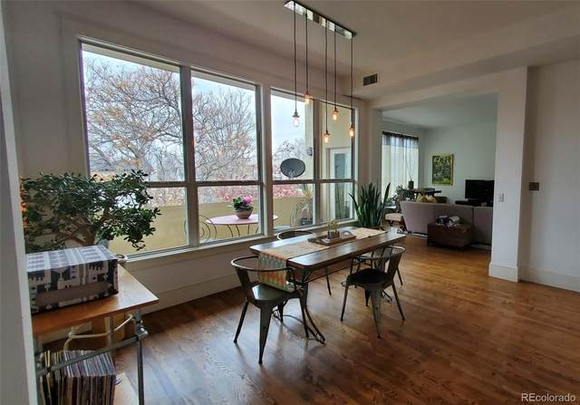 424 E 1st Avenue 2B, Denver, CO 80203 (#2186121) :: Wisdom Real Estate
