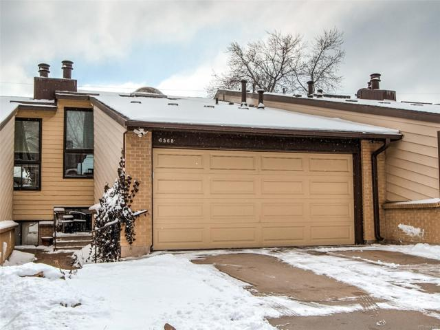 6568 W Mississippi Way, Lakewood, CO 80232 (#2186127) :: The Tamborra Team