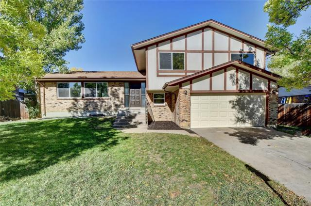 2543 S Quintero Way, Aurora, CO 80013 (#2186163) :: The DeGrood Team