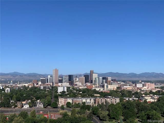 2990 E 17th Avenue #2101, Denver, CO 80206 (#2186208) :: milehimodern