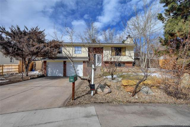 268 Johnson Court, Castle Rock, CO 80104 (#2186259) :: The Heyl Group at Keller Williams
