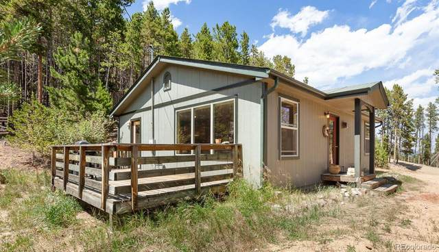 126 Fawn Trail, Evergreen, CO 80439 (#2186497) :: The DeGrood Team