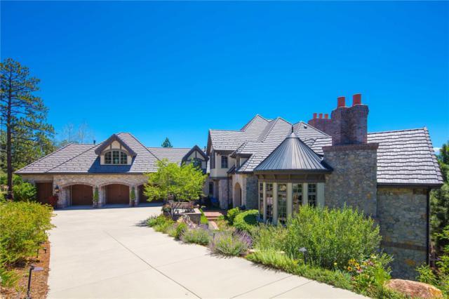 4 Eagle Pointe Lane, Castle Rock, CO 80108 (#2186555) :: Bring Home Denver