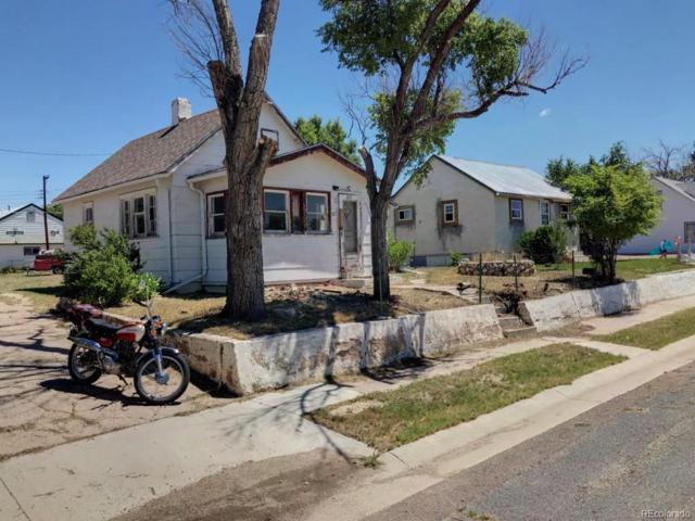 537 5th Street, Hugo, CO 80821 (#2187334) :: Bring Home Denver