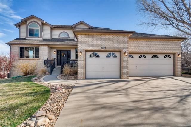352 Morning Star Lane, Lafayette, CO 80026 (#2187365) :: 5281 Exclusive Homes Realty