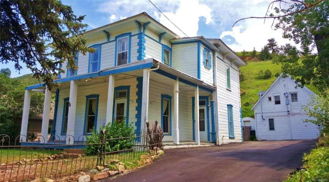 2015 Miner Street, Idaho Springs, CO 80452 (MLS #2187540) :: Kittle Real Estate