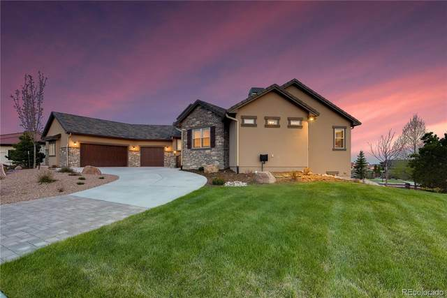 2373 Red Edge Heights, Colorado Springs, CO 80921 (#2187587) :: Mile High Luxury Real Estate
