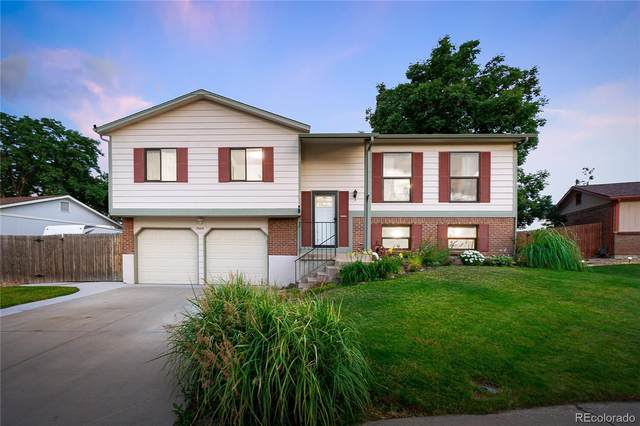 13414 W 72nd Place, Arvada, CO 80005 (#2187694) :: The Healey Group