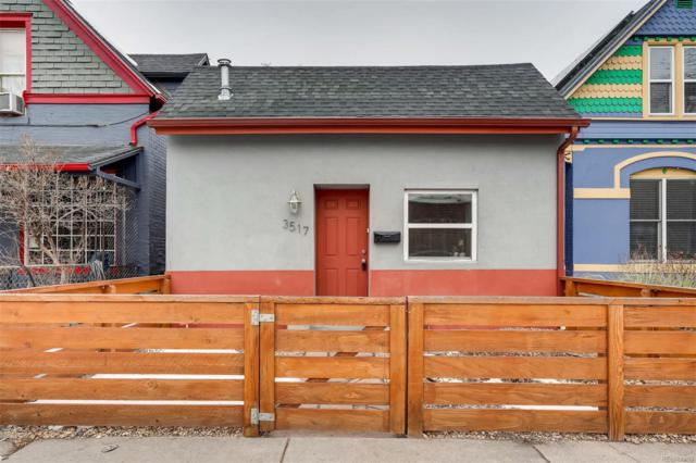 3517 N Franklin Street, Denver, CO 80205 (#2187804) :: Bring Home Denver