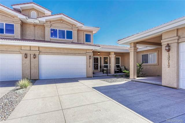 13718 Paradise Villas Grove, Colorado Springs, CO 80921 (#2187903) :: The DeGrood Team