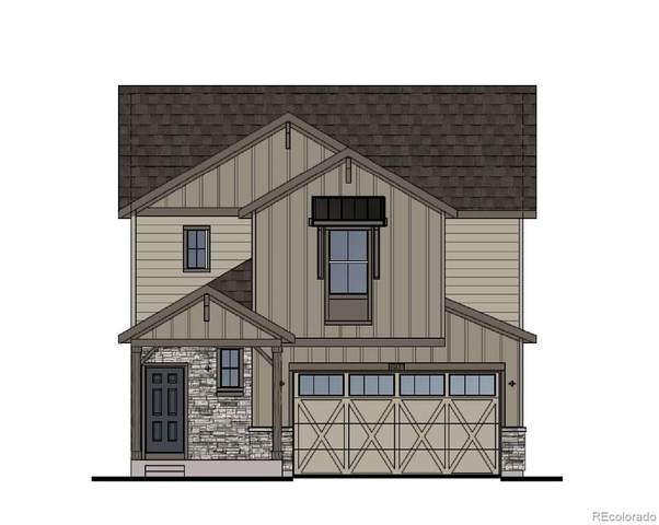 9843 Mount Kataka Point, Littleton, CO 80125 (#2187908) :: The Gilbert Group