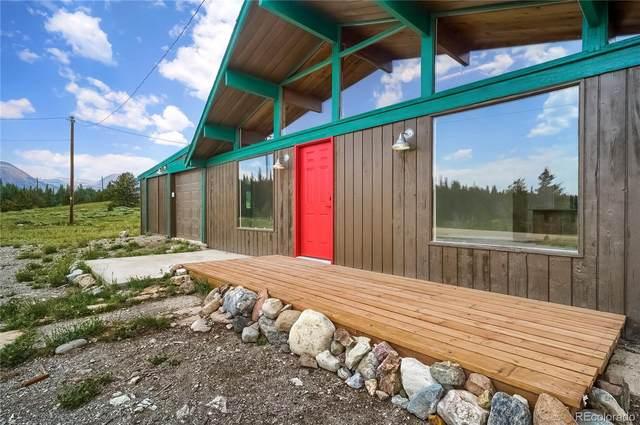 657 Co Road 12, Alma, CO 80420 (#2188223) :: Mile High Luxury Real Estate