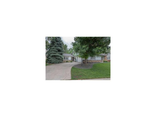 5352 E Brittany Place, Centennial, CO 80121 (MLS #2188239) :: 8z Real Estate