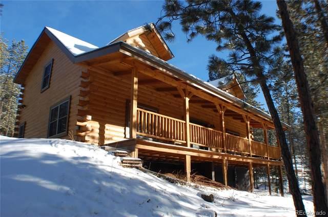 1116 S County Highway 67, Sedalia, CO 80135 (#2188611) :: The Peak Properties Group