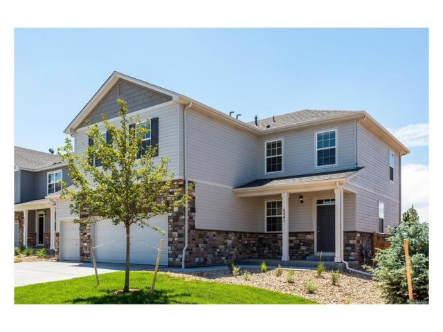 6441 N Dunkirk Court, Aurora, CO 80019 (MLS #2188628) :: 8z Real Estate