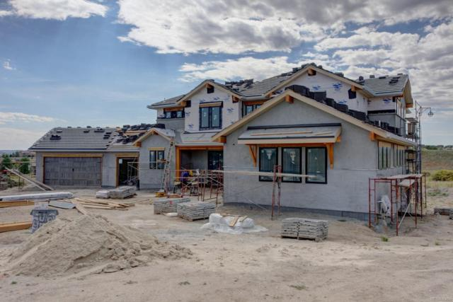 5151 Raintree Circle, Parker, CO 80134 (#2188631) :: My Home Team