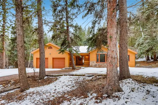2277 Witter Gulch Road, Evergreen, CO 80439 (#2189496) :: Wisdom Real Estate