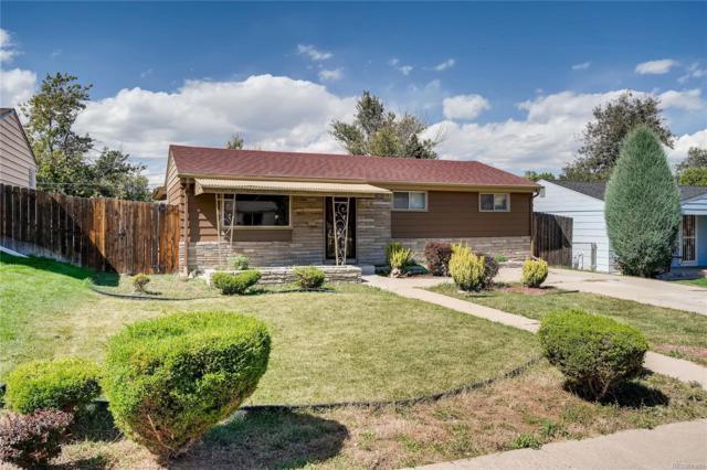 121 S Stuart Street, Denver, CO 80219 (MLS #2189601) :: 8z Real Estate