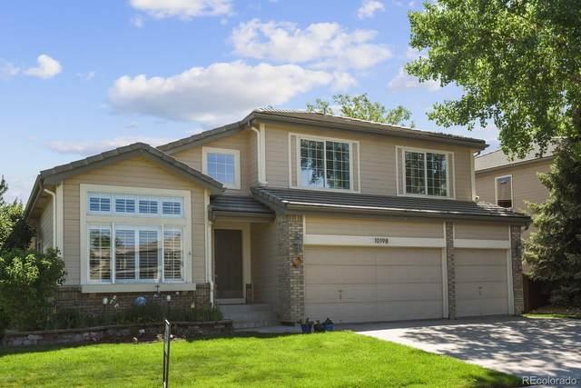 10198 Alexa Lane, Highlands Ranch, CO 80130 (#2189810) :: The Griffith Home Team