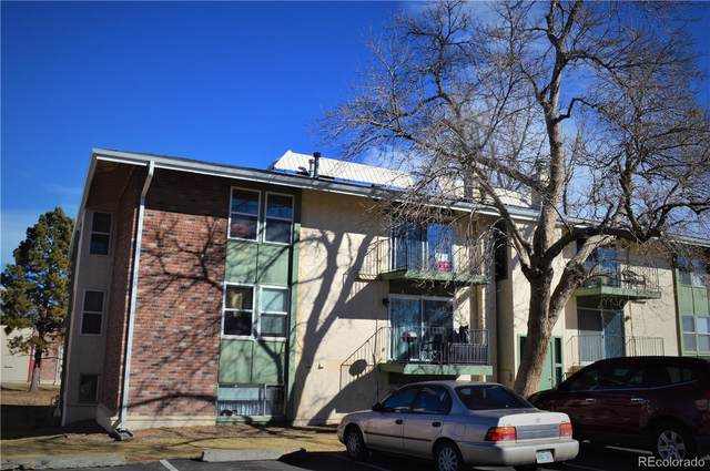 12151 Melody Drive #302, Westminster, CO 80234 (MLS #2190225) :: 8z Real Estate